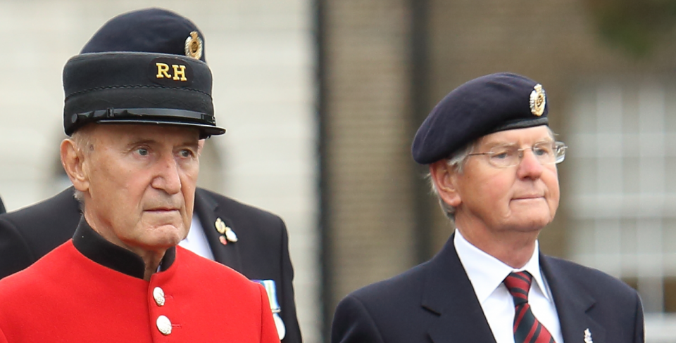 Veterans Key Facts – Please Read and feedback to REA HQ