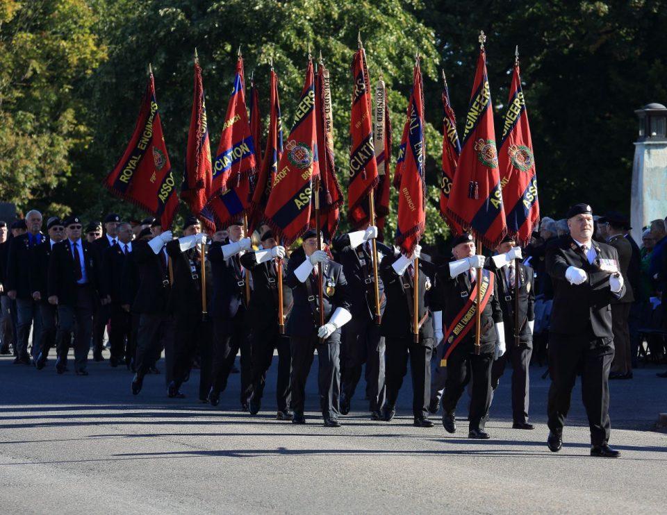 Corps Memorial and Veterans Weekend 2019