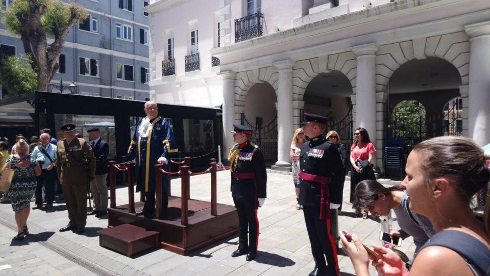 Gibraltar Weekend 2020 Cancelled