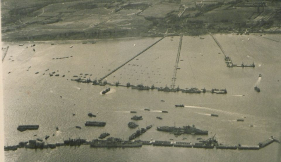 RE Museum Mulberry Harbour Appeal 2020